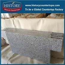 Oriental White Polished Granite Countertops Price,20mm,30mm China Polished China Sardinian White and Luna Granite Countertops Products,For Kitchen and Bathroom