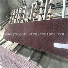 Red Granite Slab&Granite Tiles