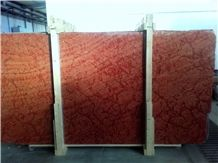 Rosso Verona/Rosso Asiago/Red Asiago Marble