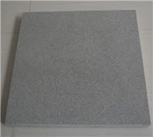 China Baipo Yellow Granite Stone Tiles and Slabs Polished/Honed/Bush-Hammered Surface