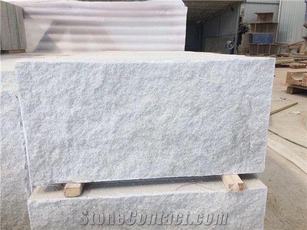 Sandstone Pool Terrace White