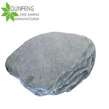 Popular Chinese Black Slate Flagstone Tiles for Stepping Stone for Garden