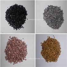 Colored Pea Gravel Price for Landscaping