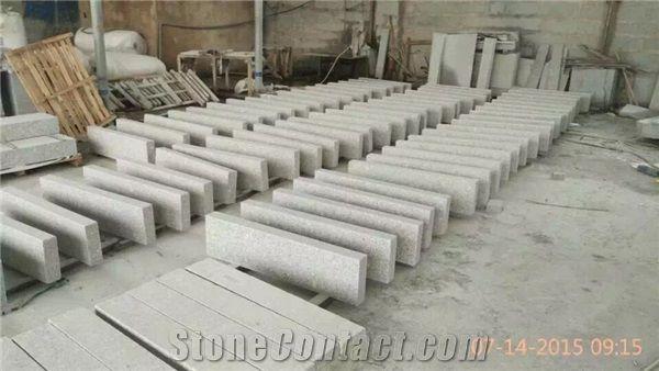 G603 Curbstones, Grey Granite Curbstone, Bianco Sardo Kerb Stone Price,  Kerbstone Landscaping Stone - G603 Curbstones, Grey Granite Curbstone, Bianco Sardo Kerb Stone