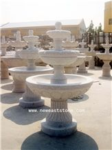 Light Grey China Grey Sardo G603 Factory Directly Offer Garden Water Fountains Outdoor