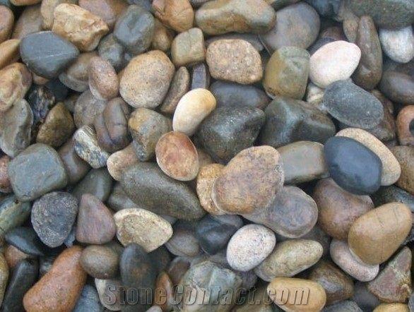 Wholesale Garden Landscaping Unpolished River Pebble Stone Black River  Rocks Stone and Small Stones Sale - Wholesale Garden Landscaping Unpolished River Pebble Stone