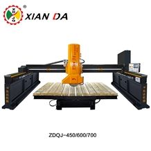 Secondhand Used Granite Marble Stone Slab Tile Bridge Saw Cutting Machines Xianda Zdqj-450/600/700