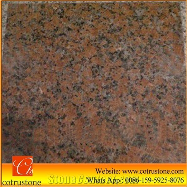 Guilin Red Granite Tile Low Price
