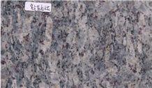 Diamond Blue Flower Granite