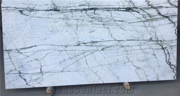 blue orchid marble pattern marble opus pattern wall covering white