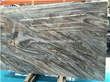 Cheapest Palissandro Blue Marble Slabs/ Palisandro Bluette Marble/ Palisandro Oniciato/ Palisandro Blue Marble/ Blue Marble Slabs and Tiles