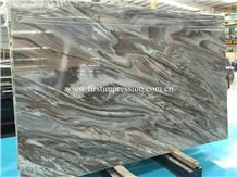 China Palissandro Blue Marble Slabs/ Palisandro Bluette Marble/ Palisandro Oniciato/ Palisandro Blue Marble/ Blue Marble Slabs and Tiles