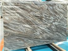 Cool Palissandro Blue Marble Slabs/ Palisandro Bluette Marble/ Palisandro Oniciato/ Palisandro Blue Marble/ Blue Marble Slabs and Tiles