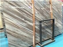 Popular Palissandro Blue Marble Slabs/ Palisandro Bluette Marble/ Palisandro Oniciato/ Palisandro Blue Marble/ Blue Marble Slabs and Tiles