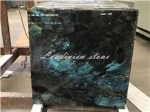 Lemurian Blue Granite, Labradorite Blue Granite
