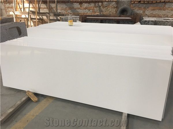 quartz countertop slabs calacatta china polished quartz slab pure white slabscaesarstone 1141 pure quartzcaesarstone countertoppure countertops