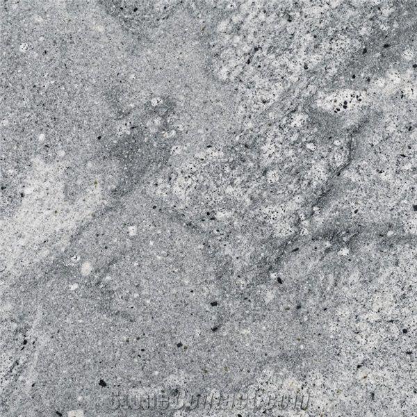 Ash Grey Granite China Blue Gray Granite Tiles Slabs Wall Covering