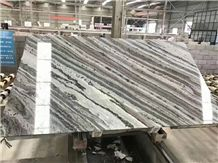Maui Quartzite Silk Wooden Vein Polished High Glossy Machine Cutting Slabs,Tile Panel for Hotel Floor Covering,Bathroom Walling Tiles Gofar