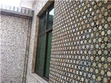 Natural Slate Limestone Mosaic Pattern Tiles Mosaic Design Mosaic Art Wall Mosaic Cladding Sheet
