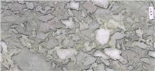 Cloud Jade Marble Slabs, Tiles, Jade Green Cloud Marble