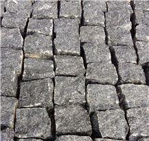 Labradorite Blue Granite Cube Stones