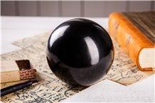 Ball Sphere 3-10 Shungite Natural Stone