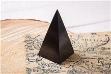 Pyramid Holod Shungite Natural Stone