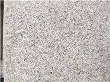 China United States Grey Granite Flamed Tiles, Bethel White Granite Slabs&Tiles, Shandong Sesame White Granite Paving Tiles, Granite Jumbo Pattern
