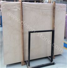 Cream Marfil Marble Slabs&Tiles, Crema Marfil/Spain Beige/Pacific Marfil/Crema Sierra Puerta Marble Tv Background/Bookmatch/Cut to Size/Marble Pattern