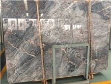 Milan Grey Marble Slabs&Tiles, Milano Grey/Milan Impression/Milly Grey/Milan Cloudy Grey Marble Pattern for Project/Background/Decoration Stone/Tiles