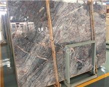 Multicolor Milan Grey Marble Slabs&Tiles, Milan Cloudy Grey Marble&Milan Grey Impression Marble&Milly Grey Marble for Stone Flooring/Stone Walling