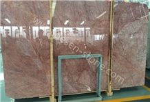 Red Cream Marble Slabs&Tiles, Cream Red/Milan Red/Milano Red/Milly Red/Milan Cloudy Red Marble Stone Hotel Lobby Flooring Tiles/Wall Cladding&Covering