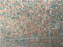 Rosso Santiago Granite Slabs&Tiles, Santiago Red/Red Santiago/Coral Red/Rosso Coral/ Kapustinsky Red/Kapustin/Rosso Korall/Korallo Granite Floor Tiles