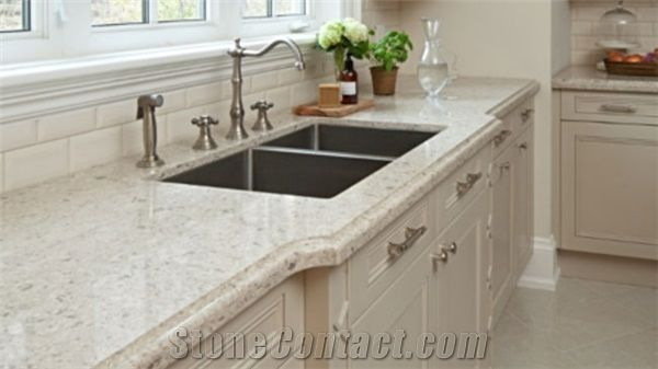 Frost White Quartz Countertop Sale From United States