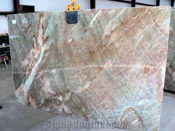 Alexandrita Quartzite Slab From United States