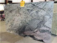 Wild Pearl Quartzite Slab