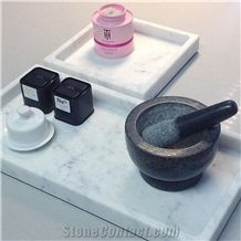 Marble Tray with Edge 4cm