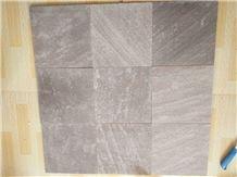 Brown Wave Sandstone,Brown Stone Tiles& Slabs,Stepping,Flagging