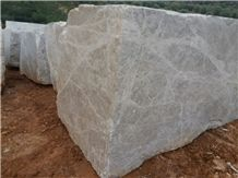 Likya Grey Marble Block, Turkey Grey Marble