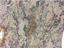 Perlatto Giallo Marble Slabs & Tiles, Turkey Grey Marble