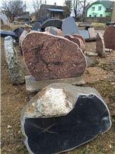 Boulder Gravestones