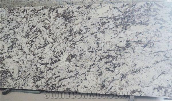 Bon Brazil Snow White Granite Tops/Kitchen Countertop