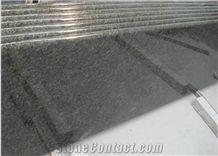 Uba Tuba Granite Vanity Tops,Low Price Brazil Green Granite for Bathroom,Verde Uba Tuba Granite Bath Counter Tops