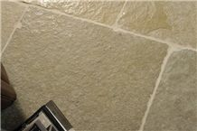Aged Jaipur Limestone Pattern Floor Tiles
