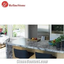 Good Quality Cosmic Azume Granite Countertops and Slabs for American, Baxi Grey Granite Tops
