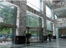 China Green Clivia Marble Interior Window Sills,China Green Veins Thresholds,Window Surround for Hotel Lobby