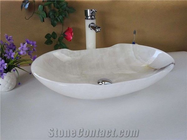 Factory Whosale Modern Designs Natural Stone Wash Basin For Dining Room Vanity Top