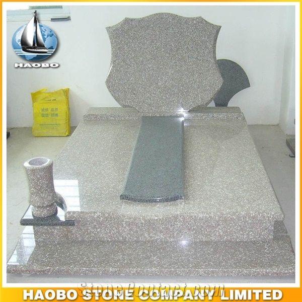Polished Natural Stone Quarry Manufactory Pink Granite