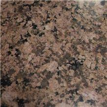 Copper Silk Granite Slabs Tiles India