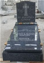 Blue Pearl Granite Monuments/Tombstones